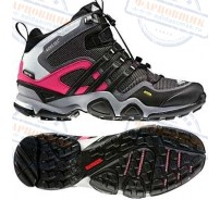Обувь для туризма TERREX FAST X MID GTX